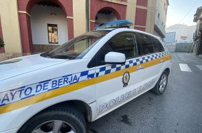 policia local de berja julio 2020