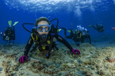 buceo crised